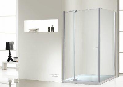 The Nautical 10mm Frameless Shower
